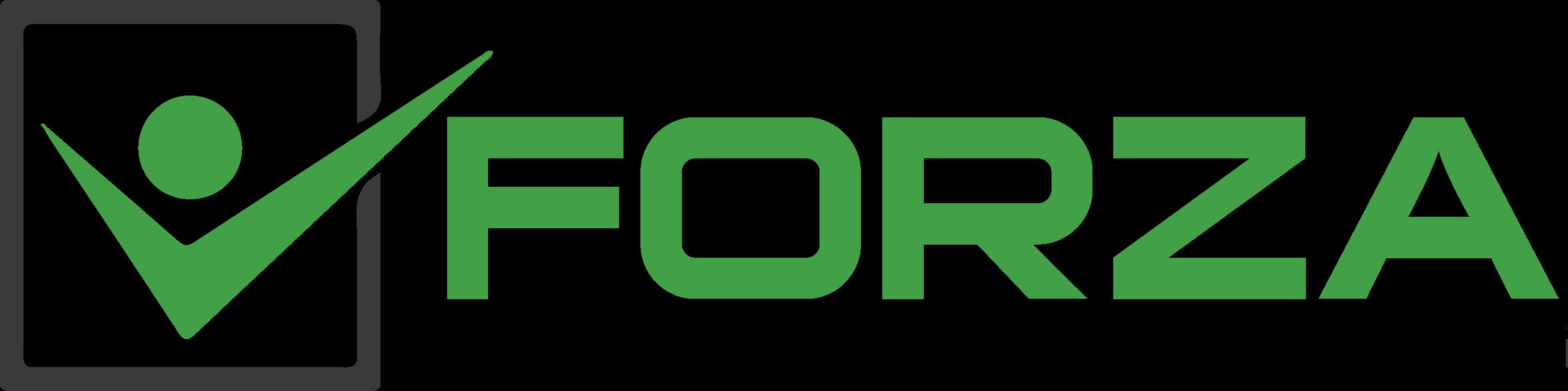portland digital marketing agency services forza logo transparent